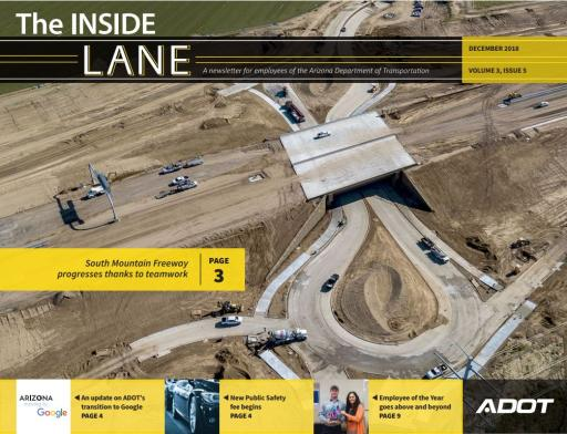 The Inside Lane - December 2018