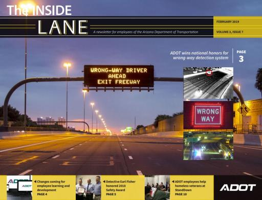 The Inside Lane - February 2019