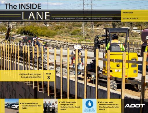 The Inside Lane - March 2019