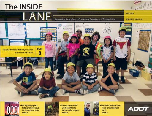 The Inside Lane - May 2018