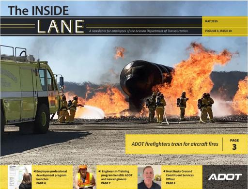The Inside Lane - May 2019