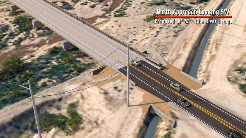Proposed SR 79 - Gila River Bridge