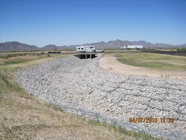SR 85 Diversion Channel