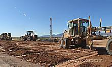 ADOT Heavy Machinery used to move dirt.