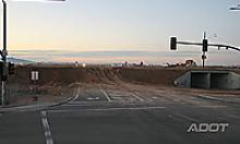 Loop 303 and Greenway Intersection