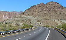 Interstate 10 in Arizona