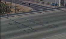 Movement detection devices embedded in the roadway.