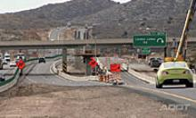 Construction on the I-17 and SR 69 Traffic Interchange