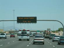 Dynamic Message Sign