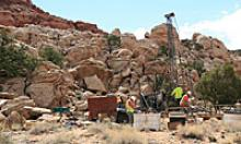 Geotechnical work continuing on US 89