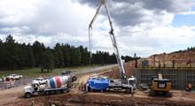 Work resumes on I-40 in northern Arizona