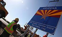 ADOT workers