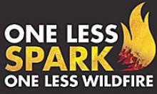 One Less Spark - One Less Wildfire