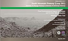 South Mountain Freeway Impact Statement