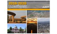 2016-2020 Five Year Transportation plan cover