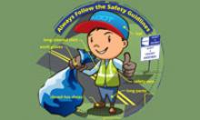 Always follow the safety guidelines - image from the infographic