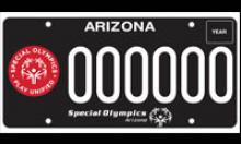 Special Olympics Specialty Plate