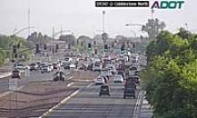 View from new high definition traffic camera