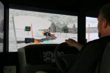 Snowplow training