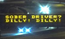 Sober Driver? Dilly! Dilly!