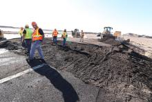 US 89 roadwork