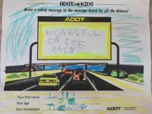 ADOT Kids-Safety Messages