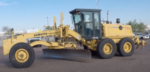 Used ADOT grader up for auction