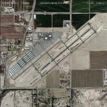 Aerial View: Chandler Municipal Airport