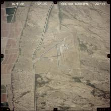 Aerial View - Coolidge Municipal Airport