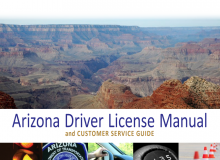 Arizona Drivers License manual
