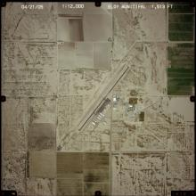 Aerial View - Eloy Municipal Airport