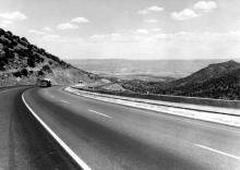I-17 at Copper Canyon undated