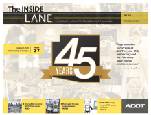 Inside Lane 45th Anniversary Issue