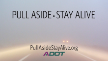 Pull Aside Stay Alive