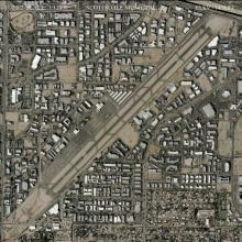 Aerial View - Scottsdale Airport