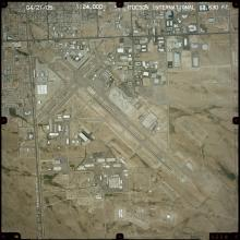 Aerial View: Tucson International Airport