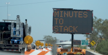 I-17 portable signs