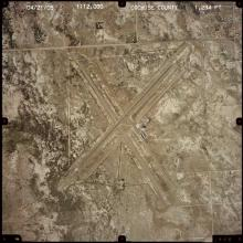 Aerial View: Cochise College Airport