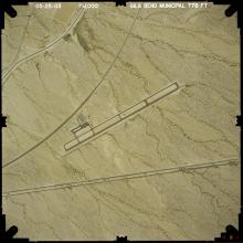 Aerial View - Gila Bend Municipal Airport