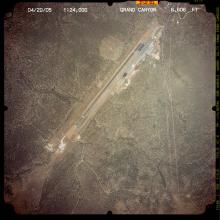 Aerial View - Grand Canyon National Park Airport
