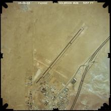 Aerial View - Holbrook Municipal Airport