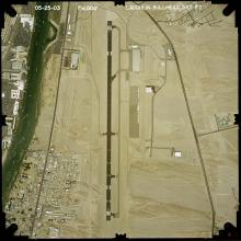 Aerial View - Laughlin ~ Bullhead City International Airport