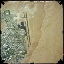 Aerial View - Page Municipal Airport