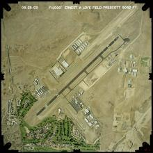 Aerial View - Ernest A. Love Field