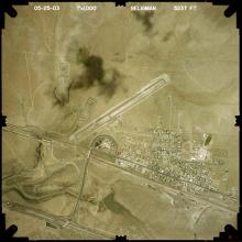 Aerial View - Seligman Airport