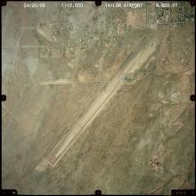 Aerial View: Taylor Municipal Airport