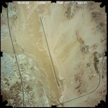Aerial View: Tuba City Airport