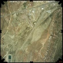 Aerial View: Window Rock Airport
